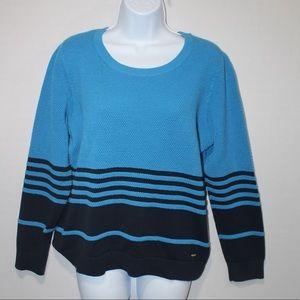 Tommy Hilfiger Blue Sweater Size XL
